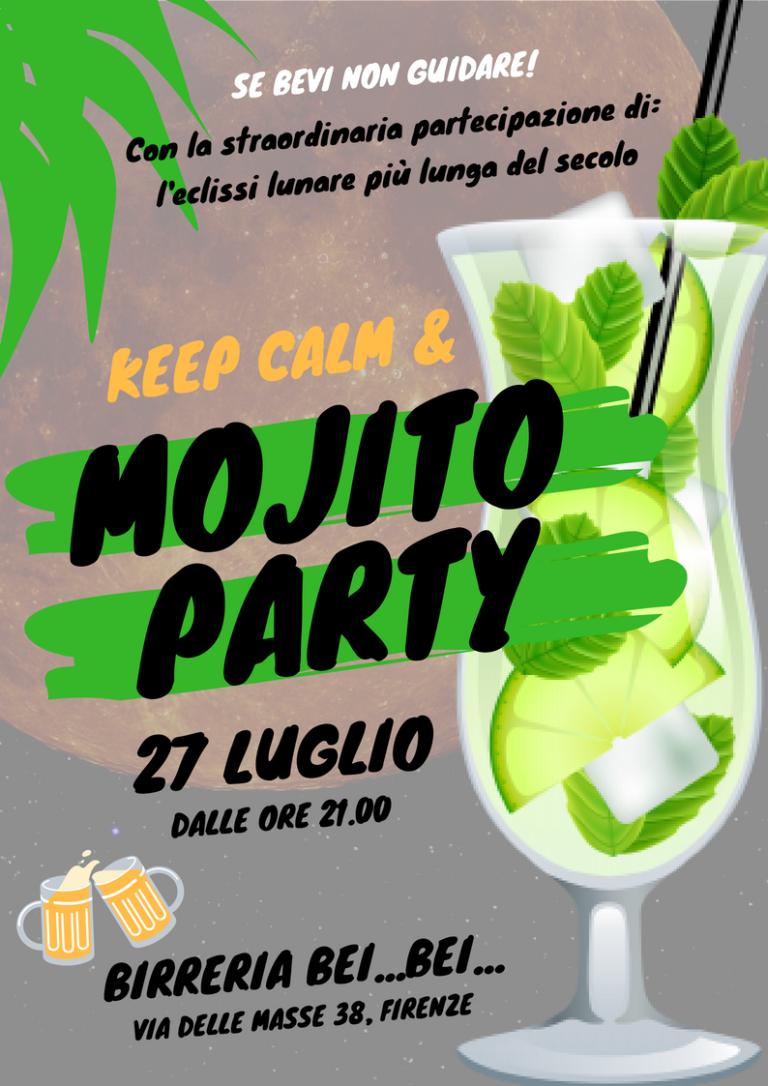 27 luglio Mojito Party